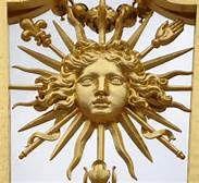le soleil à l'époque de Racine