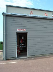 La boutique de la Station