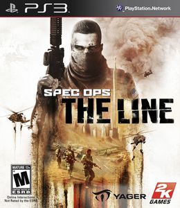 Spec Ops the Line : Drawing lines in the sand [SPOILERS]