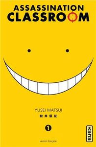 Assassination Classroom 1 &amp&#x3B; 2