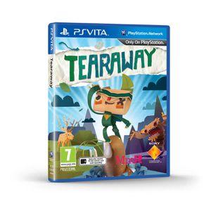 Tearaway : Héraut de papier