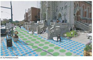 La ville face à la création de lieux