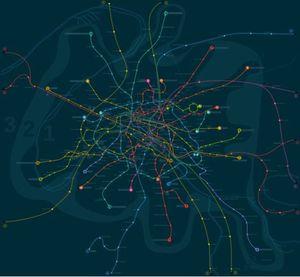 Ces cartes de métro/bus que nous ne pouvons plus comprendre