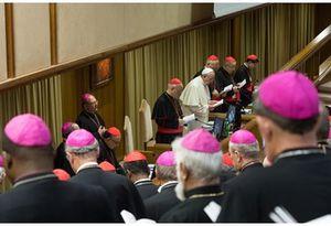 Le Pape François clôture le Synode par un discours percutant