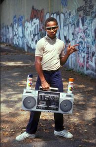 The &quot&#x3B;Hip Hop Old Timers&quot&#x3B; Selection