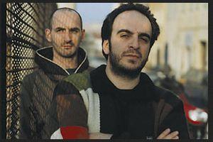 Lionel Corsini & Arnaud Taillefer. DR