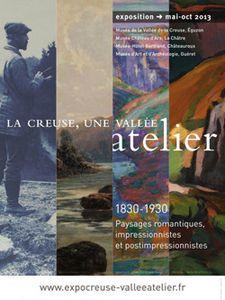 Exposition multi-sites « La Creuse, une vallée-atelier – 1830-1930 »