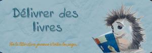 Oyé Oyé Oyé .... à vos votes pour mademoiselle hérisson :)