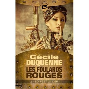 Les foulards rouges (Six feet under) -  Cécile Duquenne