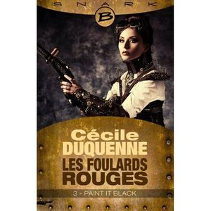 Les foulards rouges (Paint it black) - Cécile Duquenne