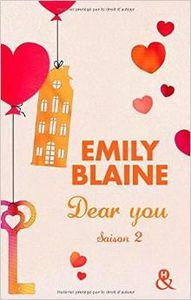 Dear you (saison 2) - Emily Blaine