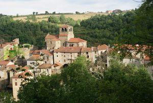 Les plus beaux villages de France:Les villages d'Auvergne
