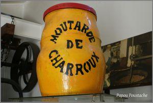 Auvergne des traditions:La moutarde de Charroux