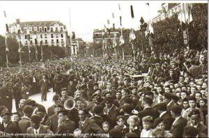 Il y a 72 ans l'Auvergne débutait sa libération le 18 Aout 1944