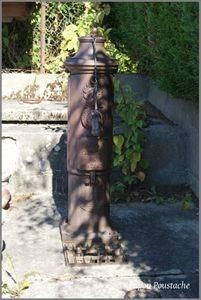 Monument,puits et fontaine à Agnat