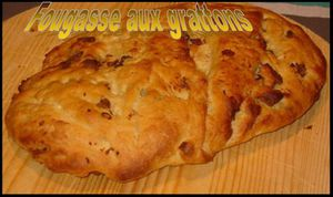 La fougasse Auvergnate