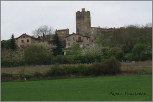 Randonnée autour de Montpeyroux