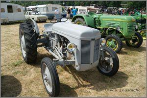 Saint Vincent:Les tracteurs