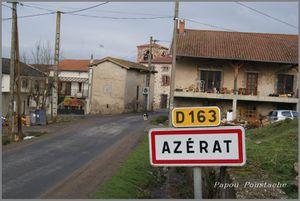 Azerat en Haute Loire