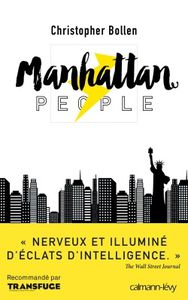 Manhattan people - Christopher Bollen