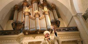 LA GRANDE ALLIANCE DE LA PAROLE, DE LA MUSIQUE ET DU SILENCE. Eucharistie à la cathédrale Saint-Pierre et bénédiction des grandes orgues, le 12 septembre 2015