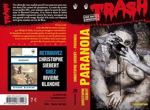 Paranoïa - Christophe Siébert