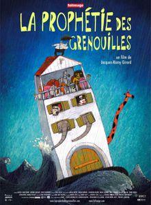 Samedi 14 décembre, le Café-ciné du Valdo propose aux petits et aux grands « La prophétie des grenouilles »