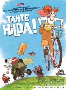 Samedi après-midi, venez voir Tante Hilda !