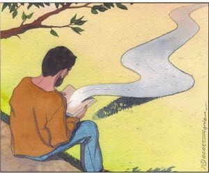 La lecture est d'or !