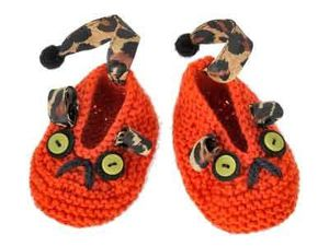 Petits chaussons camouflages..