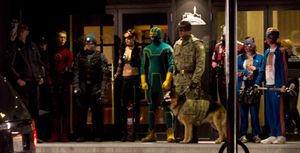 Kick-Ass 2 - de Jeff Wadlow - 2013