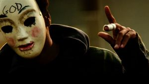 The Purge: Anarchy - de James DeMonaco - 2014