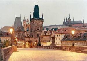 &quot&#x3B;Je voudrais vivre à Prague...&quot&#x3B;