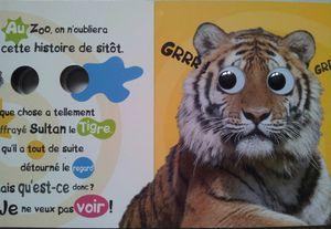 Le zoo en délire. (Dès 2 ans)