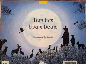 Tam Tam Boum Boum. Kim Jong-do (dès 3 ans)