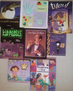 Challenge des bookineurs en couleurs de Liyah - violet