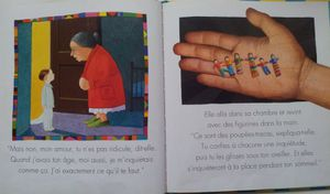 Billy se bile. Anthony Browne. (dès 4 ans)