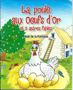 Histoires de P'tites poules et poulettes #1