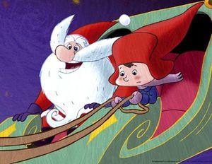 http://L'apprenti Père Noël - Série télévisée.