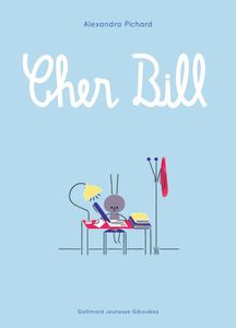 Cher Bill. Alexandra PICHARD
