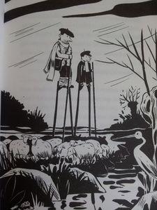 Géant. Jo HOESTLANDT (Dès 9 ans)