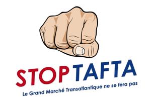 Stop TRAITÉ-TRANSATLANTIQUE • Réunion Publique avec Raoul-Marc JENNAR • Lundi 7 avril à 18h00 - Salle du Gymnase à Lille