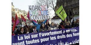 Loi Santé: des avancées en matière de contraception et avortement mais ….