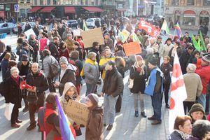 À Lille, les militants unissent les luttes écologiques et sociales
