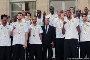 L'équipe de France de basket : hommage à Dieudonné à l'Elysée ? (Slate)