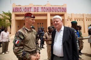 Mali : La MINUSMA sous contrôle colonial français (BDA)