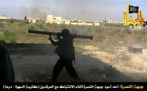 Special arms for Syria rebels fall into Nusra hands (Daily Star)