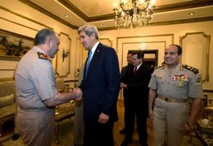 John Kerry Honors Military Dictatorship and Totalitarian Monarchy as Examples of Progress Toward Democracy