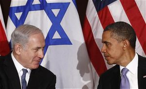Frenemies: the US-Israel Relationship Gets Rocky Over Iran and Peace Talks (The Guardian)