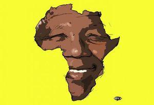 Bye Bye Madiba ! (Cameroon Voice)
